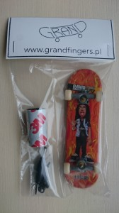 Fingerboard TechDeck 008 - GF pack