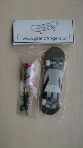Fingerboard TechDeck 005 - GF pack