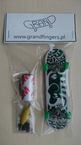 Fingerboard TechDeck 009 - GF pack