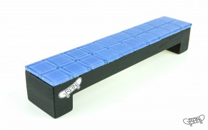 GF Bench – Mosaics – violetblue/black