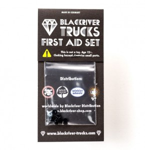 "First Aid Set ""bushings"" medium black"