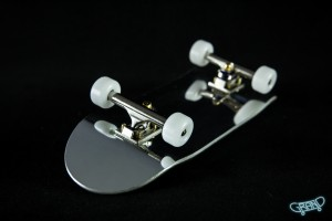 GF Mirror Metal 33,8mm, BRT 32mm, Grand GHOST wheels DOUGHNUT BOWL 9.0