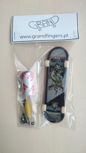 Fingerboard TechDeck 002 - GF pack
