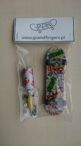 Fingerboard TechDeck 003 - GF pack