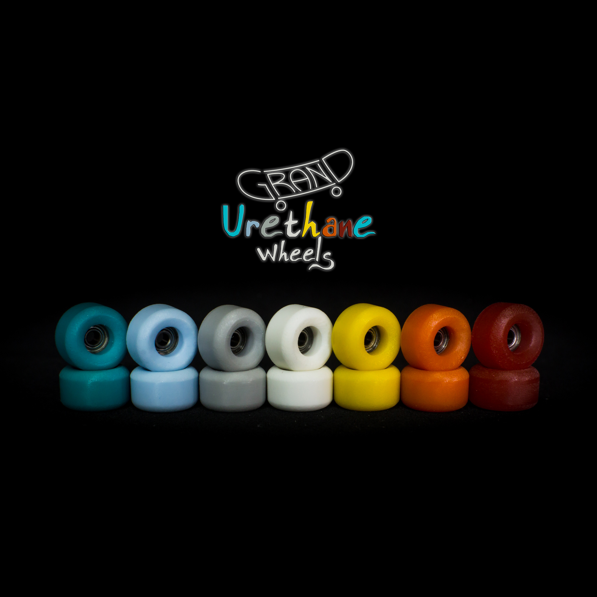 Grand Fingers Urethane Premium Wheels